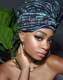 Guava Slip On Satin Lined Headwrap ($15 sale item)