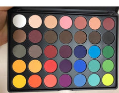 Caribbean queen eyeshadow palette