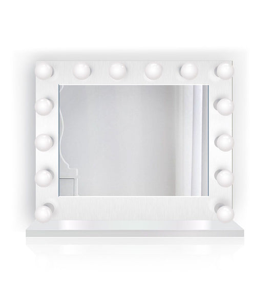 Contessa Hollywood Makeup Mirror LED + Built-in Outlets