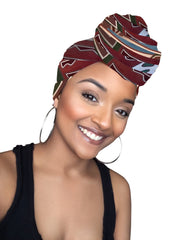 Kercel Headwrap - African Pride Collection