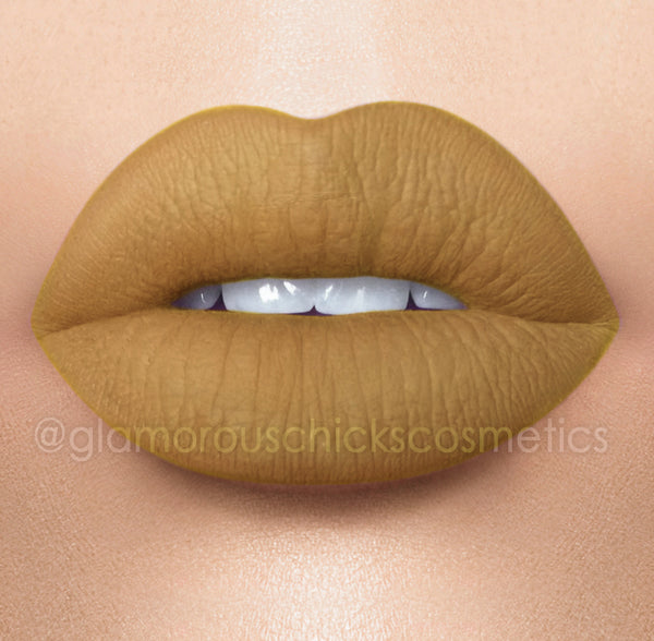 Yellow Mellow 12 hour stay Long lasting  Matte Liquid lipstick