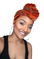 Kitwana Headwrap - African Pride Collection