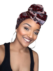 Akwasi  Headwrap - African Pride Collection