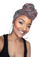 Kojo Headwrap - African Pride Collection