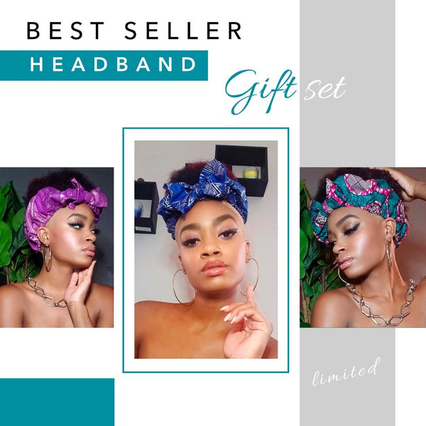 Best Seller Headband Gift Set