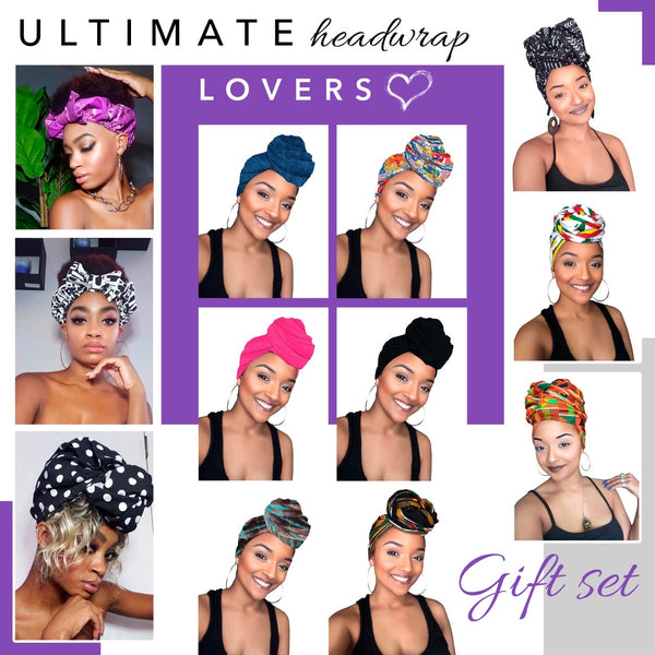 Ultimate Headwrap Lovers Gift Set