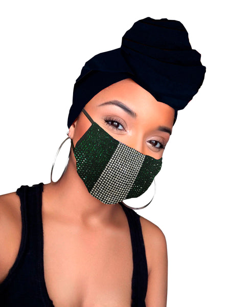 Nigeria face mask only