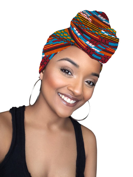 Komla  Headwrap - African Pride Collection