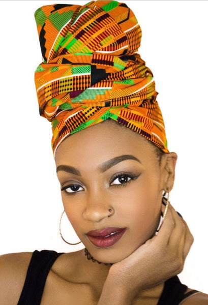 Her Majesty Headwrap