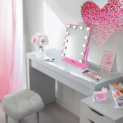 Light Pink Bestseller Table top Vanity