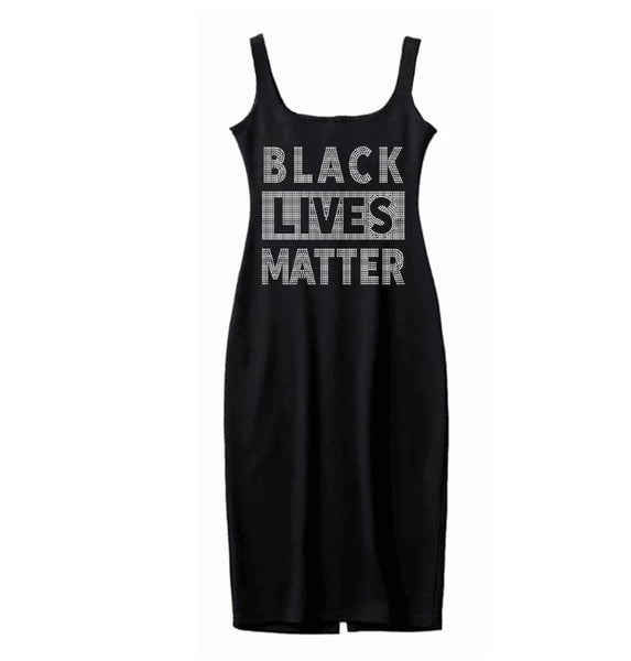 Black Lives Matter Dress  (Dress Only)