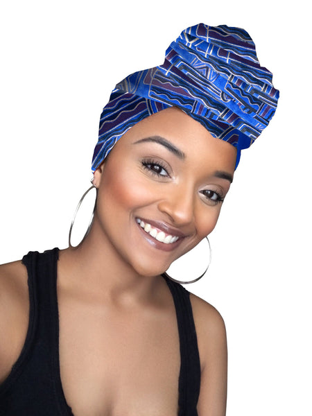 Kacely Headwrap - African Pride Collection