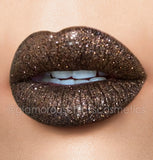 Chocolate Glitter lips collection