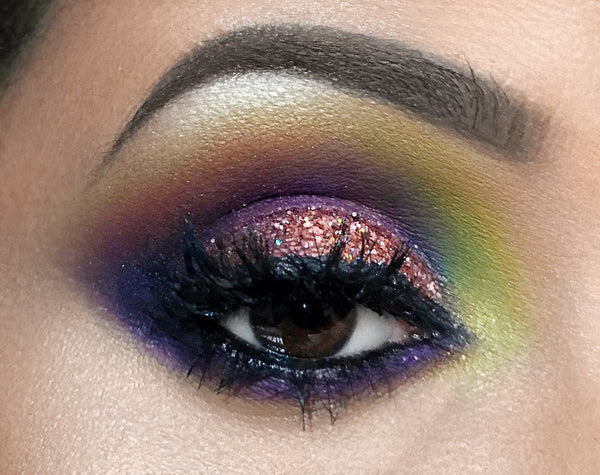 Miami night pigment eyes & lips