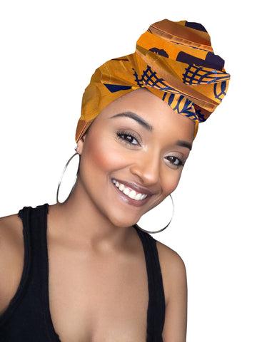 JoJo Headwrap - African Pride Collection