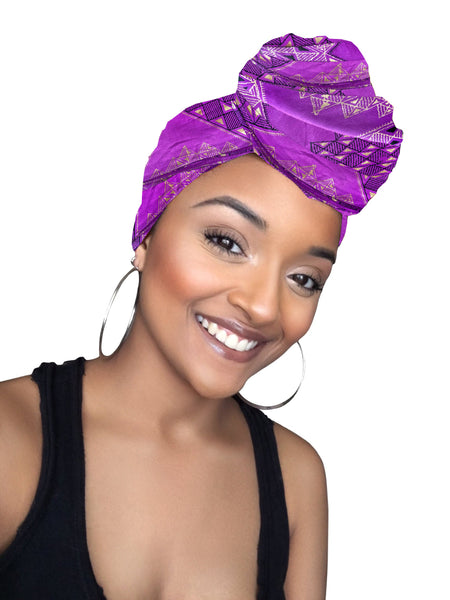 Khari Headwrap -  (Headwrap only)