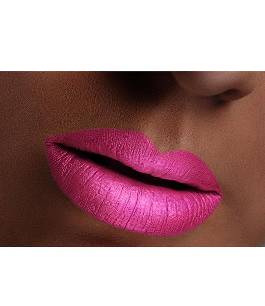 Pink Barbie matte metallic liquid lipstick  - Water proof, Smudge proof, transfer proof,  and 24 hour stay Matte Liquid lipstick