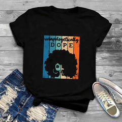 Unapologetically Dope Black T-Shirt
