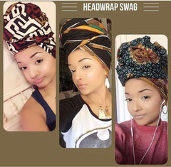 Majestic  headwrap collection