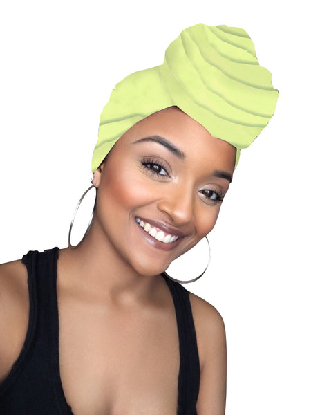 Yam Stretched Fabric Headwrap