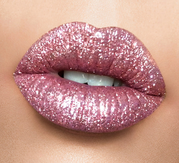 Copy of nude glitter lip collection