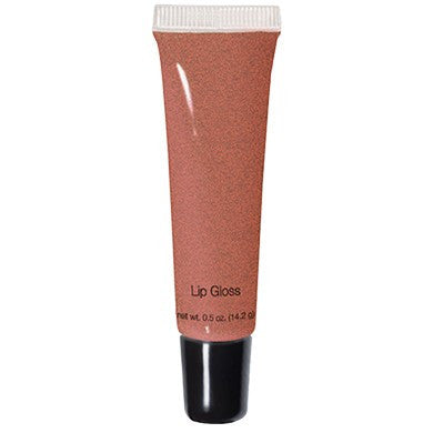 Lips -  - Super Copper  Lip Gloss - Glamorous Chicks Cosmetics