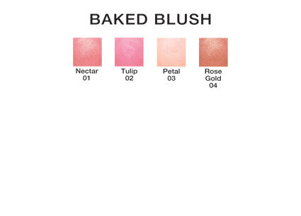 Blush: Rose Gold - Glamorous Chicks Cosmetics