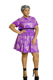 SKIN & HAIR CARE -  - African Skirt and shirt combo - Glamorous Chicks Cosmetics - 1