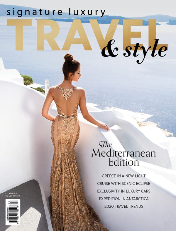 signature luxury travel & style | august 2020