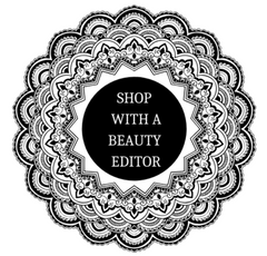 Shop with a Beauty Editor