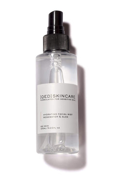 Hydrating Facial Mist - Rosewater + Aloe 125ml - face-toner