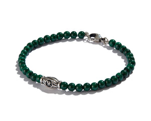 La Forza Bracelet with Malachite