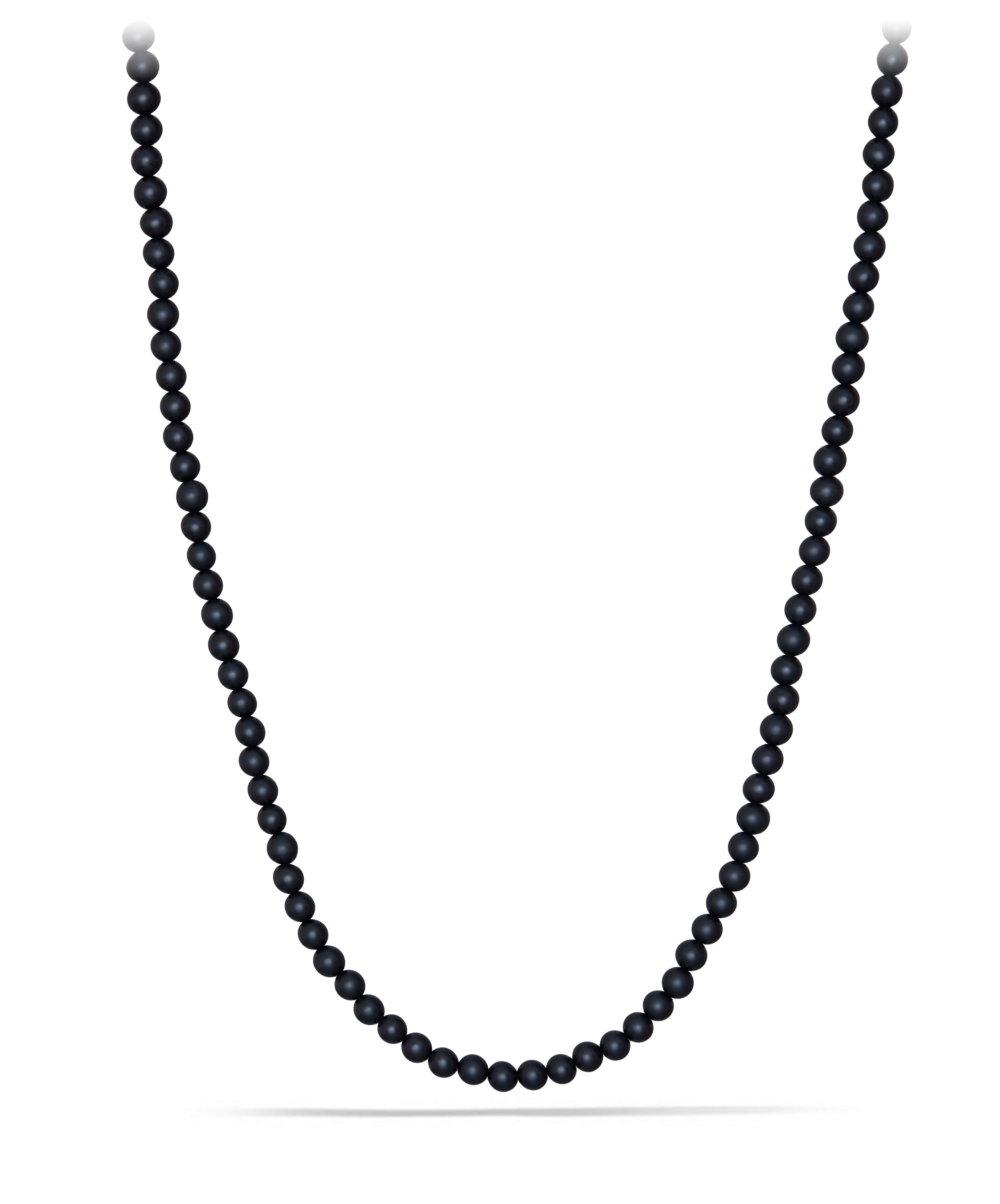 Spiritual Necklace, Black Onyx