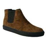 BETTY Chelsea sneakers Tobacco brown - outlet