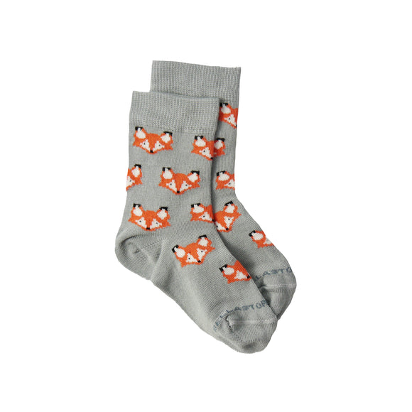 Kids Bamboo Socks - FOX