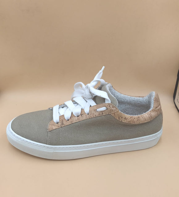 Mila Sneaker - Hemp sand - outlet