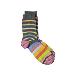 Bamboo MidCalf Socks - MUL1