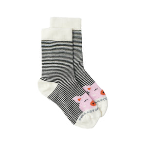Kids Bamboo Socks - PIG