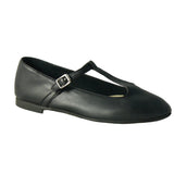 Vanity flat mary jane black