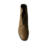 Vinci dress boot - Brown microfibre