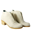 cool fashion ankle boots vegan fabrics