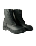 Greg zipped boot black