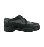 black and grey mens shoes