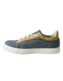 sneakers vegan recycled denim hemp