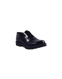 Ludo shoes vegan patent microfibre no laces