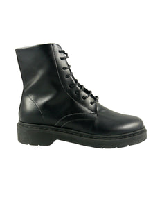 doctor boot vegan black