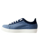 scarpa tennis in denim jeans Vegan