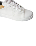 Ecological microfibre vegan sneakers