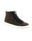 mens vegan brown sneakers