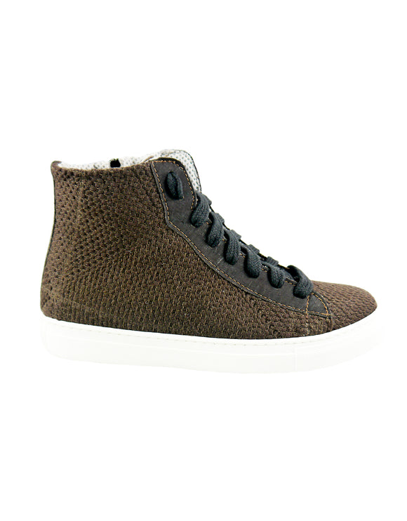 sneaker brown tapestry vegan